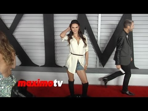 Lisalla Montenegro | 2014 MAXIM HOT 100 Party | Red Carpet Fashion @Lisalla