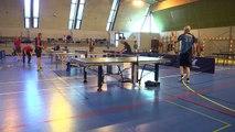 Hautes-Alpes : le 5ème tournoi amical de ping pong à Embrun