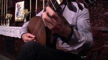リュート奏者 Walter Abt - J.S. Bach, Partita II D-minor, 3. Giga; BWV 1004; Lute