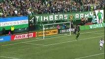 MLS: Portland Timbers - Vancouver Whitecaps (Özet)
