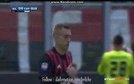 AC Milan Big Chance - AC Milan vs Empoli 23.04.2017 HD
