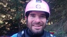"""Eric Deguil, vainqueur de la Pyrénées Buddies Race : """"J'avais à coeur de gagner"""""""
