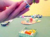 Unboxing eraser collection, angry birds and Iwako rubbers part 4.-