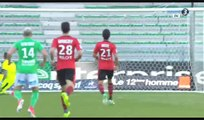 All Goals & Highlights HD - St Etienne 1-1 Rennes - 23.04.2017