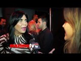 "MOB WIVES Renee Graziano INTERVIEW OK! Magazine's ""So Sexy"" NY Party"