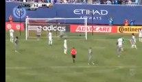 David Villa Goal HD - New York City 1-2 Orlando City 23.04.2017