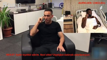Başakşehir, Mevlüt Erdinç'i böyle duyurdu!