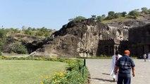 Secret Underground City of Ellora Caves - Ancient Aliens In India?