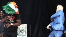 @TheBuzzer: Burlas y más burlas entre Mayweather y McGregor