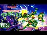 [Longplay] Teenage Mutant Ninja Turtles - Nes (1080p60fps)