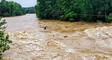 Ohio's Sandusky River Reaches 10 Feet Due to Flooding