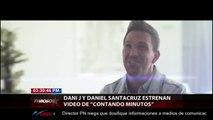 Estrena Video Daniel Santacruz, Dani J - Contando Minutos