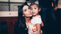 Kim Kardashian Denies Accusations That She Corseted Her 4-Year-Old Daughter