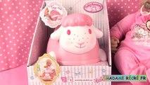 Bébé changer poupée pot Ensemble temps équipe poupée annabell pot et coffret daccessoires repas et