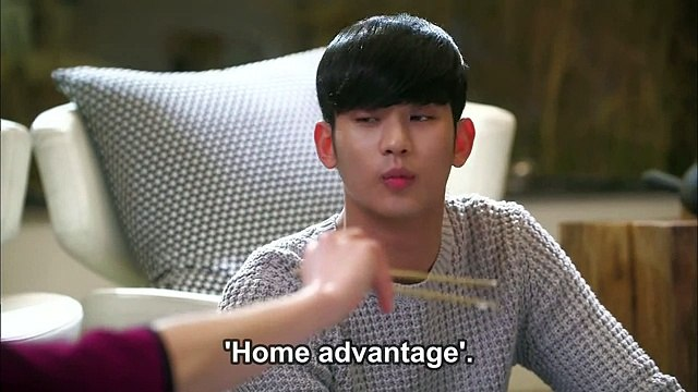 My Love From Another Star Episode 20 [Eng Sub] Boring Week And KISS!