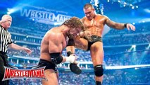 Triple H vs Randy Orton WWE Championship Match WrestleMania 25 Full Match - WWE