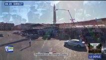 14-Juillet: les soldats américains sont prêts à entamer le défilé sur les Champs-Élysées