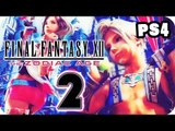 FF12 Final Fantasy XII: The Zodiac Age Walkthrough Part 2 (PS4) English - No Commentary