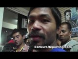 pacquiao if fight vs floyd does not happen in 2013 it will never happen