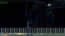 Zankyou no Terror Piano - VON (feat. Arnor Dan)  残響のテロルVON OST BGM - Episode 9