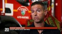 Nice : Un an après, des pompiers arrivés les premiers sur les lieux de l'attentat témoignent