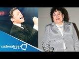 Carmen Salinas se espanta con la muerte de Luis Miguel / Death of Luis Miguel