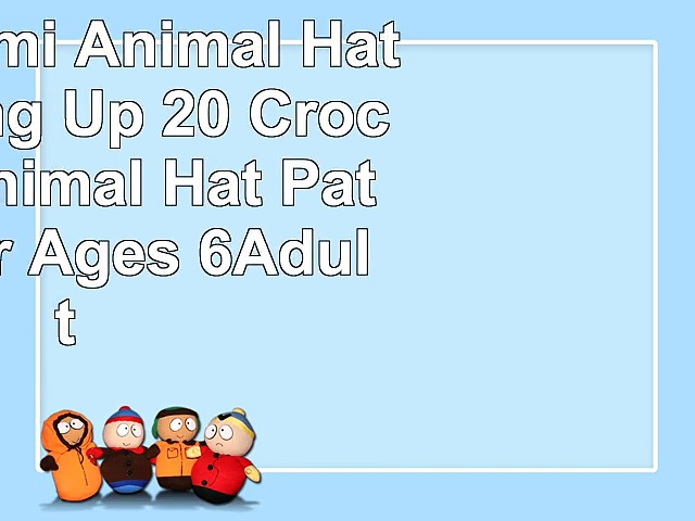 Read  Amigurumi Animal Hats Growing Up 20 Crocheted Animal Hat Patterns for Ages 6Adult efa119be