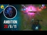 [롤] 앰비션 렝가 하이라이트 / 뛰면 무조건 필킬! | lolQ 롤큐 [LoL] Ambition Rengar Highlight / Jump Kill Jump Kill Jump Kill