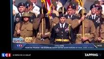 Défilé du 14 Juillet : Revivez l'incroyable défilé (Vidéo)