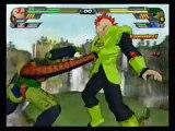 Androïde contre Goku super 13 dbz budokai tenkaichi 3 mod