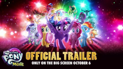 My Little Pony The Movie  Movie  In Theatres October 6 Full Movies