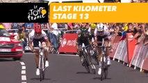 Flamme rouge - Étape 13 / Stage 13 - Tour de France 2017