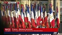 Edition spéciale: hommage à Nice, attentat de Jérusalem (1ère partie)