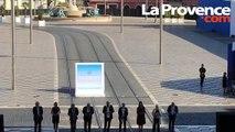 L'émouvant hommage aux victimes de l'attentat de Nice