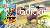 Der Spiele-Quickie - ARMS