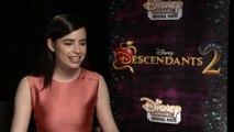 Sofia Carson Talks The Descendants 2