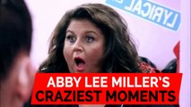 'Dance Moms' star Abby Lee Miller's craziest moments throughout the years