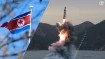 Coreia do Norte lança míssil no Mar do Japão