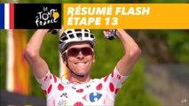 La course en 30 secondes - Étape 13 - Tour de France 2017