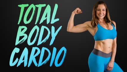 Total Body Workout with Dani   Get Fit Quick! Cardio HIIT 10 Minute Home Workout for Beginners