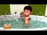 Bubble Bath - Nursery Rhyme with Karaoke