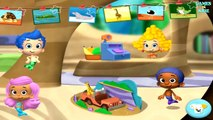 Bubble Guppies GAMES Episodes Animal School Day - Learn Animals Nick Jr. videos for kids #