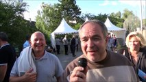 """Louhans - Il chante """"Aujourd'hui peut-être"""" de Michel Sardou"""
