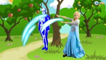 Rain Rain Go Away by Frozen Elsa | Nursery Rhymes Collection and Baby Songs