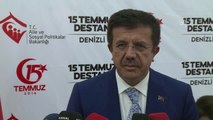 """Ekonomi Bakanı Zeybekci: """"Türkiye Almanya ve Avusturya ve Avrupa Birliği Ilişkilerinde Çok Güzel..."""