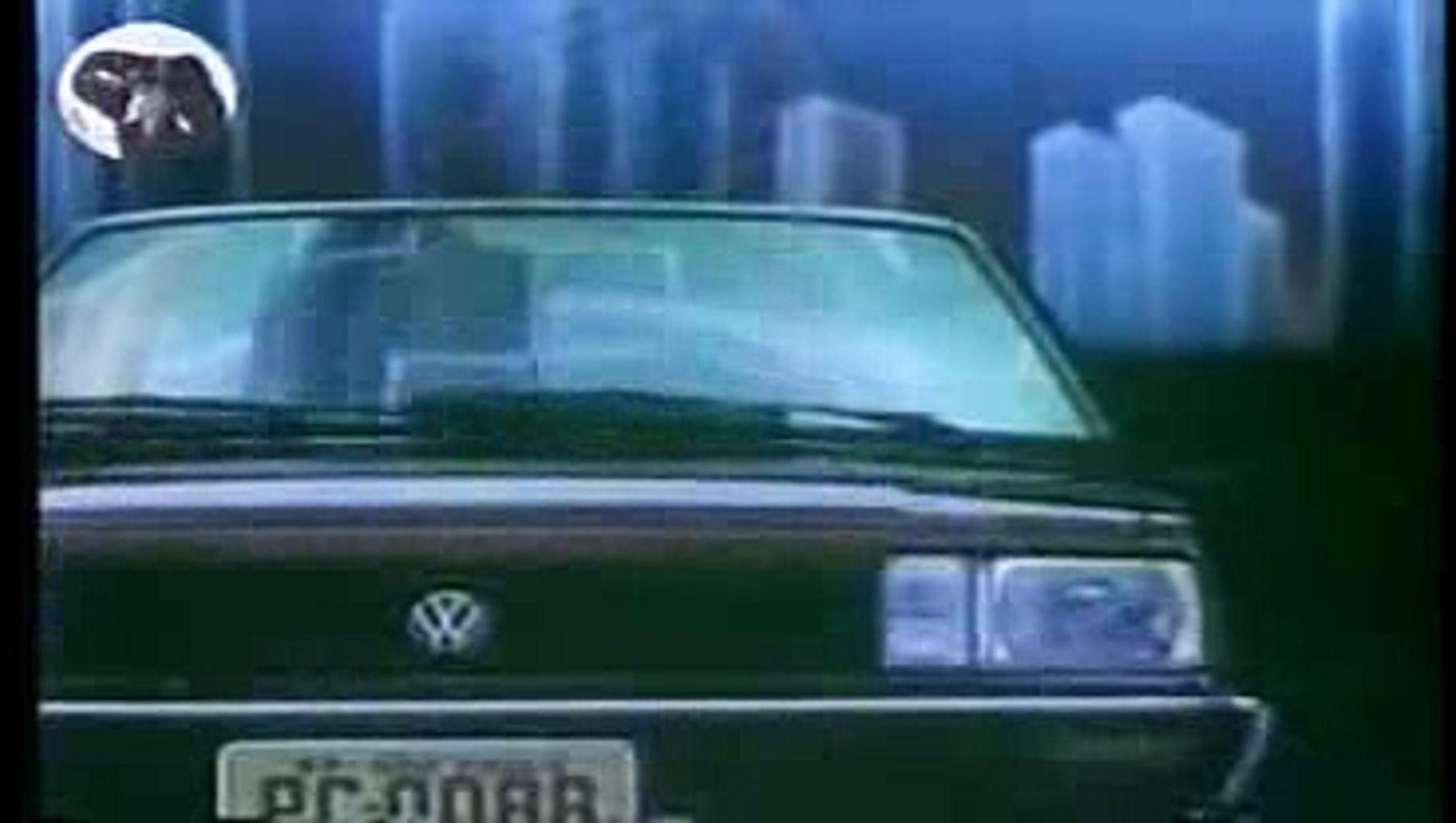 Volkswagen Santana em 1987