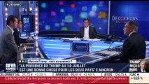 Macron/Trump amis ou ennemis ? - 13/07
