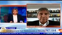 """""""Tener tres de los cuatro expresidentes vivos fugados o en prisión no es algo que alegre a la sociedad"""": Aurelio Pastor,"""