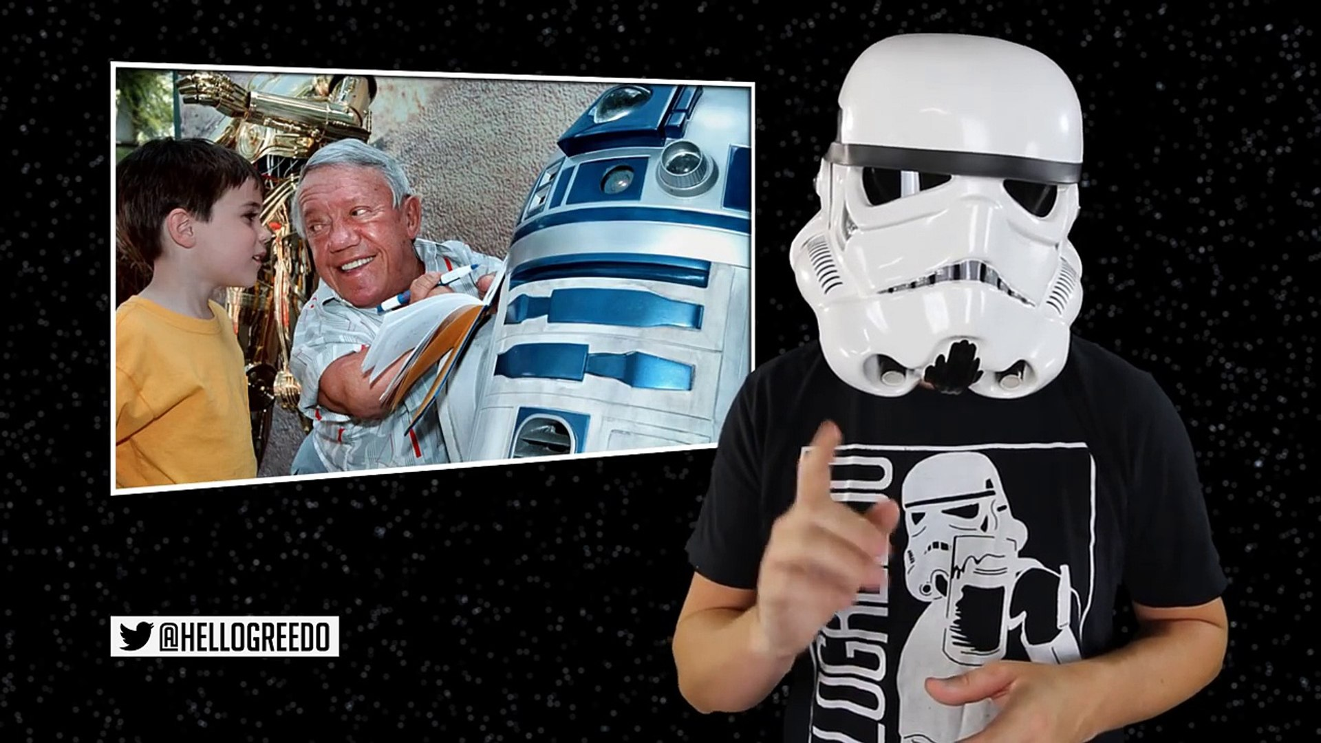 Star Wars Profiles Episode #06 Kenny Baker