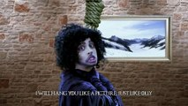 If Jon Snow Made a Rap Diss Track | Game of Thrones